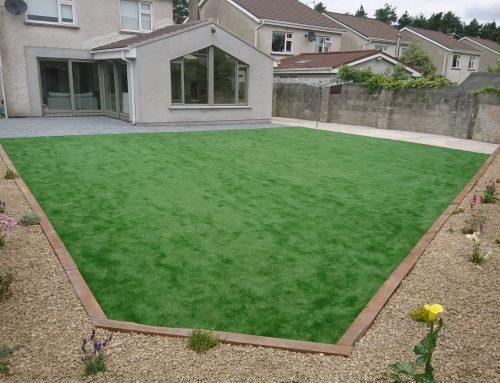 Limerick based Landscapers get brand new site